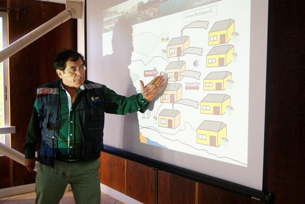 Jornada de Medio Ambiente, en el marco de la Certificación Ambiental Municipal SCAM