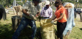 Vecinos y municipio lajino se comprometen con la limpieza de Laguna la Señoraza