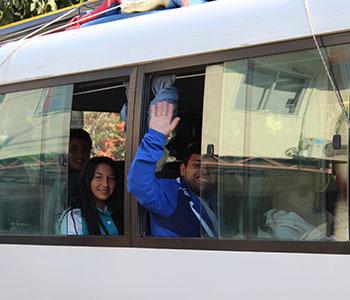 DOCE CANOISTAS LAJINOS VIAJARON A PARTICIPAR EN SUDAMERICANO DE LA ESPECIALIDAD