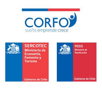 JORNADAS DE DIFUSIÓN  CORFO – SERCOTEC – FOSIS