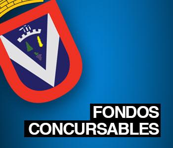 FONDOS CONCURSABLES  PARA PROYECTOS CON APORTE DE LA COMUNIDAD