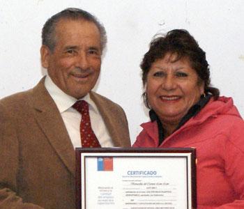 LAJINOS FUERON CAPACITADOS EN CULTIVOS HIDROPÓNICOS