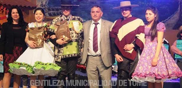 LAJINOS SE CONSAGRAN CAMPEONES REGIONALES DE CUECA ESCOLAR