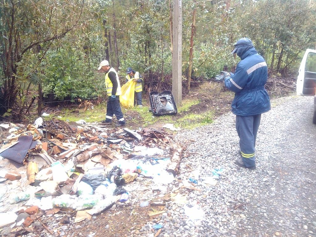 Continúan los operativos de limpieza en nuestra comuna