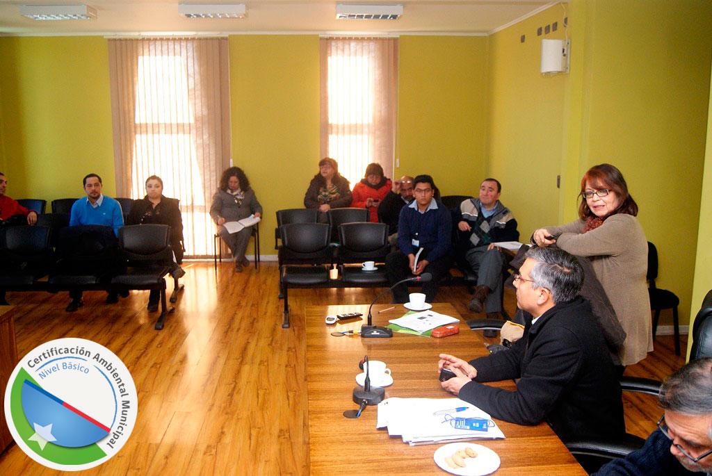 Laja se incorpora a Sistema Nacional de Certificación Ambiental Municipal