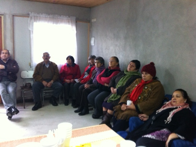 """Continúan reuniones del proyecto """"Laja Previene el delito y mejora la vigilancia municipal"""" con sectores vecinales"""