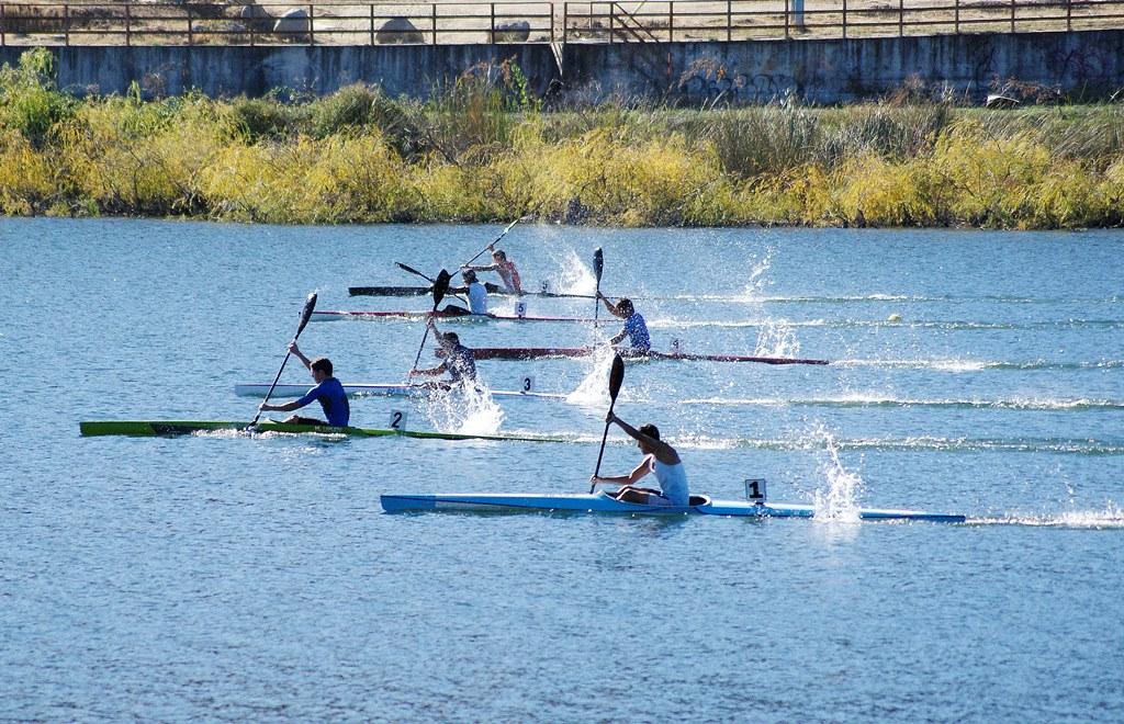Laja albergará al canotaje en Nacional de velocidad
