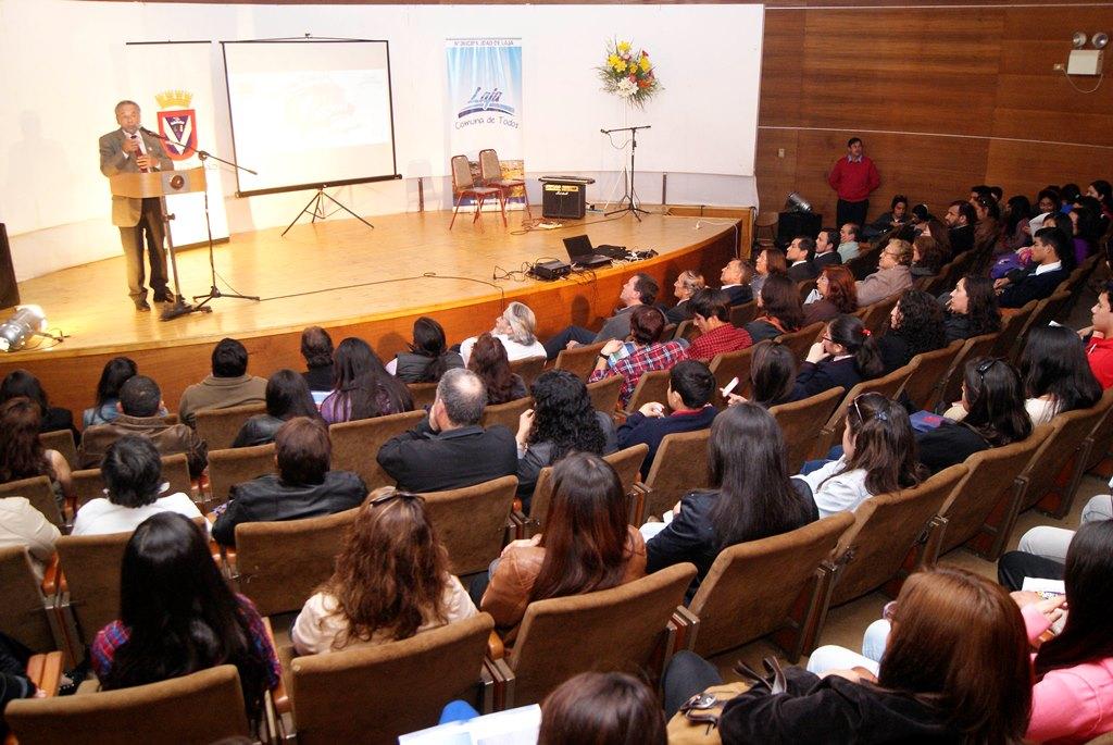 En Laja se dió el vamos a Jóvenes en Acción