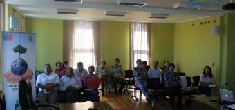 Reunión de Comité Ambiental Municipal y Comunal
