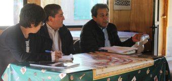 Junta de Vecinos Río Laja expone sus principales necesidades a Alcalde de Laja