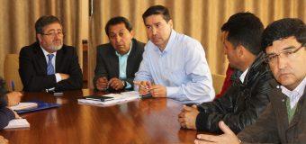 Vecinos de Puente Perales se reúnen con autoridades regionales