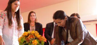 Establecimientos educacionales reafirman compromiso de trabajo con Senda