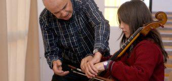 Pasión por la música en audición de Orquesta Clásica