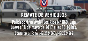 REMATE VEHICULOS MUNICIPALES 2017