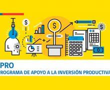 """Programa de Apoyo a la Inversión Productiva para la Reactivación """"IPRO"""" Biobío 2017"""