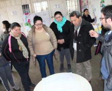 ALCALDE DE LAJA SE REÚNE CON APODERADOS DE JARDÍN SANTA ELENA