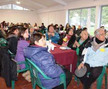 DIRIGENTES Y AUTORIDADES COMUNALES PARTICIPARON DEL DIAGNÓSTICO COMUNAL DE SALUD 2017