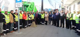 Comunidad lajina contará con nuevos camiones recolectores