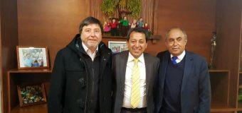 Subsecretario visita la comuna de Laja