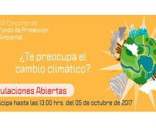XXI FONDO DE PROTECCIÓN AMBIENTAL 2018