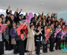 EMOTIVO RECONOCIMIENTO RECIBIERON PROFESORES JUBILADOS DE LAJA