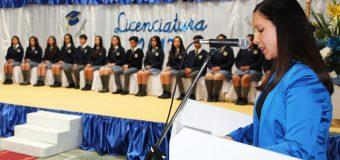 Orgullosos estudiantes de Puente Perales concluyeron su enseñanza básica