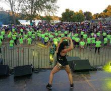 Música en vivo y deporte marcaron el inicio de Verano Laja 2018