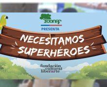 """Forestín y sus amigos invitan a su obra """"Necesitamos Superhéroes"""""""