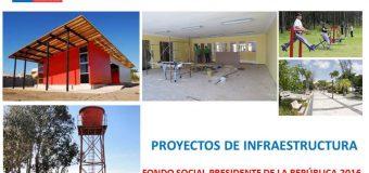 Fondo Social Presidente de la República abre sus postulaciones 2018