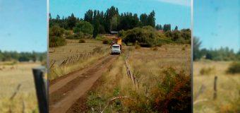 Municipio y comunidad rural se comprometen con el mejoramiento de sus caminos