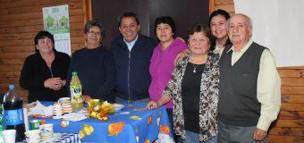 Alcalde de Laja se reúne con vecinos del sector Apelahue