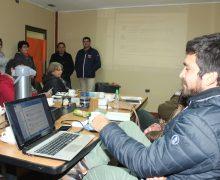 Productores de Miel se reúnen con Alcalde y Jefe de Indap
