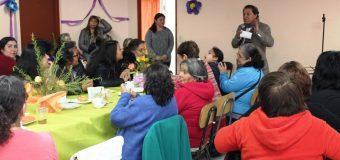 Juntas de Vecinos de Altos del Laja celebraron el día de la Madre junto a todas sus vecinas