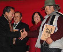 Comunidad lajina conmemoró el Día del Patrimonio Cultural