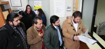 Frontel junto al Alcalde de Laja y Seremi de Energía interponen querella tras robo de cables de cobre