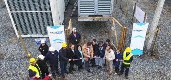 Autoridades y Frontel inauguraron oficialmente grupo de generadores de emergencia