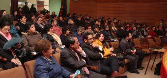 Dirigentes Vecinales participan en interesante charla propiciada por la Corte de Apelaciones