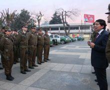Nuevo operativo de Seguridad Preventiva realizó Carabineros en Laja y San Rosendo