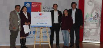 Familias de Villa Las Almendras ya cuentan con una solución definitiva