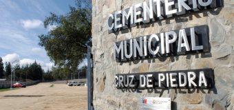 Alcalde de Laja presentará querella criminal ante profanación de sepulcro en Cementerio de Laja