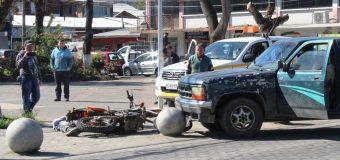 Campaña Preventiva en Fiestas Patrias: Carabineros organiza simulacro de accidente fatal en pleno centro lajino