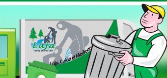 Nuevo Retiro de Residuos Voluminosos sector Urbano