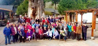Adultos Mayores de Laja disfrutaron de las Termas de Catillo, un viaje propiciado por la Municipalidad de Laja