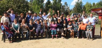 Adultos Mayores de Santa Elena agradecieron compromiso y gestión de Alcalde Fica