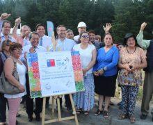 Vecinos de Villa Las Almendras ya cuentan con fecha definitiva de entrega de obra