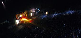 Más de 40 mil asistentes disfrutaron del Festival Vive Laja 2019