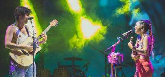 Primera noche de festival recibió a 12 mil personas en el Anfiteatro lajino