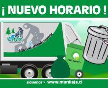 Sábado 27 de abril: Nuevo Retiro de Residuos voluminosos