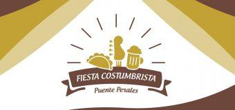 26 y 27 de Abril: Fiesta Costumbrista en Puente Perales