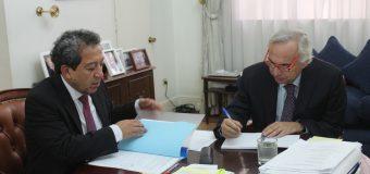 Alcalde de Laja presenta solicitud de contar con mayor dotación de Carabineros en la comuna